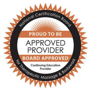 David Nelson, NCBTMB Approved Povider